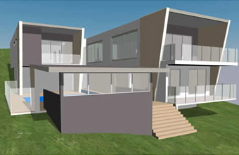 Architectural Concept Design Development