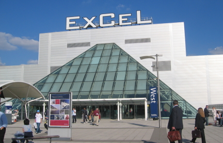 ExCel Exhibition Centre, London